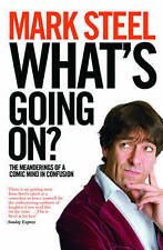 What's Going On?: The Meanderings of a Comic Mind in Confusion,GOOD Book