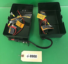 Battery Wiring Harness w/ Front & Rear Cover for Pronto R2 250-Series  #8900