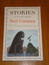 STORIES NEIL GAIMAN AL SARRANTONIO HARDBACK GRAPHIC NOVEL 9780061230929