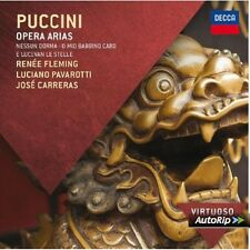 Puccini - Opera arias [Audio CD]  - SIGILLATO