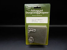 1983 vintage TSR Advance Dungeons & Dragons RUST MONSTER & RAKSHASA miniatures !