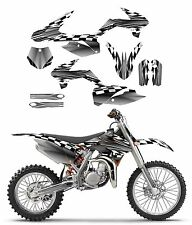 KTM SX 85 graphics 2013 2014 custom deco kit #2500 Metal