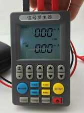 4~20mA/0~10V Current signal generator Calibrator Source PLC Valve Calibration