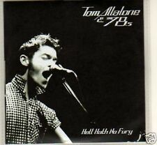 (M96) Tom Allalone & The 78s, Hell Hath No Fury - DJ CD