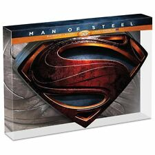 Man of Steel (Limited Edition) Blu-ray 3D + Blu-Ray + DVD  28,946 of 50,000