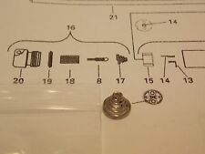 """""""AA"""" Mini Maglite Repair: Replacement Battery Contact Spring"""