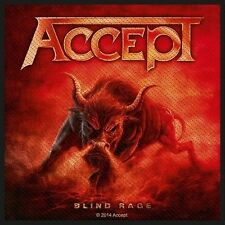 ACCEPT - Blind Rage - Patch / Aufnäher
