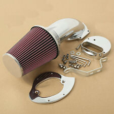 Chrome Air Cleaner Intake Filter Kits For Yamaha Vstar 1100 Custom Classic 99-up