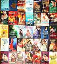 Historical Romance Paperback Book Lot Scottish Instant Collection FREE SHIP 5lb