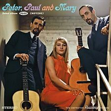 Peter, Paul and Mary - Debut Album [New CD] Spain - Import