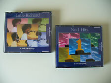Excelence de Luxe - 36 No1. Hits & Little Richard, 2 CDBox-Sets CD (Box 67)