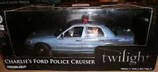 CHARLIE's FORD POLICE CRUISER DAL Twilight Pellicola Greenlight 1/18 pressofusione