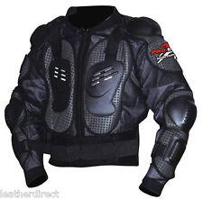 Moto Motocicleta De Motocross Enduro Armadura Protección Protector Dorsal Pro