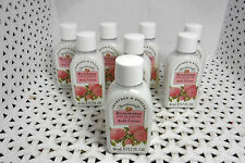 8 Crabtree & Evelyn ROSEWATER Body Lotion 1.7 oz each - NEW nb b593