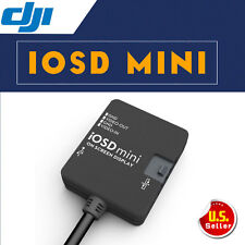 DJI IOSD MINI for RC Quadcopter Multicopter Hexacopter FPV NAZA-M V2 Phantom US