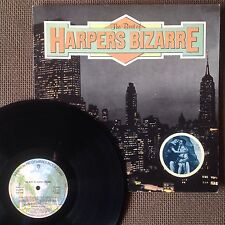 Harpers Bizarre - The Best Of (Warner Bros K56044) Near Mint 1974 UK 1st Press