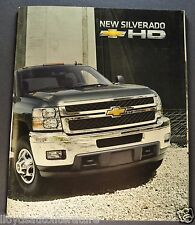 2011 Chevrolet Silverado HD Pickup Truck Brochure Z71 4x4 Excellent Original