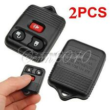 Pair Keyless Entry REPLACEMENT Key Remote Fob Clicker Transmitter Control Alarm