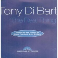 Tony di Bart Real thing (Orig. & New Versions by Rhyme Time Prod. & .. [Maxi-CD]