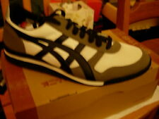 Asics Onitsuka Ultimate 81 White/Black/Sand, Men 10