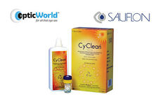 Sauflon Cyclean 3x250ml Contact Lens Solution 3 Months
