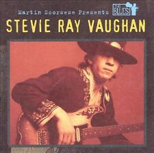 MARTIN SCORSESE PRESENTS THE BLUES: STEVIE RAY VAUGHAN  NEW CD