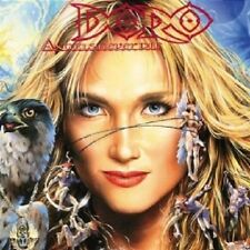 DORO - ANGELS NEVER DIE  CD  12 TRACKS CLASSIC HARD ROCK / HEAVY METAL  NEU