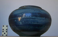 Vintage 1960s-'70s STEULER Keramik West German Pottery Vase Fat Lava Period