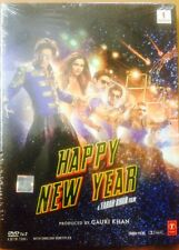 Happy New Year - Official 2-Disc Edition DVD ALL/0 Subtitles. Shahrukh, Deepika