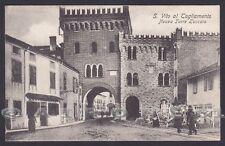 PORDENONE SAN VITO AL TAGLIAMENTO 13 Cartolina viaggiata 1908