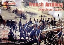 MARS 72016. NAPOLEONIC FRENCH ARTILLERY 1:72 SCALE UNPAINTED PLASTIC