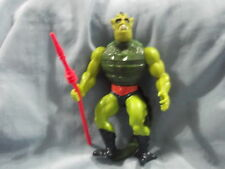 VINTAGE HE MAN MASTERS OF THE UNIVERSE FIGURE -  WHIPLASH - COMPLETE EX COND