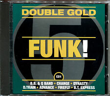 DOUBLE GOLD FUNK ! - CD COMPILATION FUNK CD 1  [810]