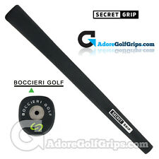 Boccieri Golf Secret Pistol Counterbalance Putter Grip - Black / Green + Tape