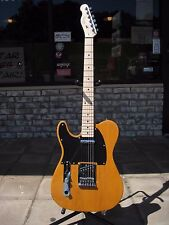 USED Squier Affinity Lefty Telecaster Special Electric Guitar