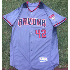 jean segura game used d-backs jackie robinson jersey