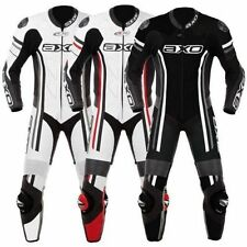AXO Motorbike Leather Suit Motorcycle Racing Custom Made Any Size/Colour