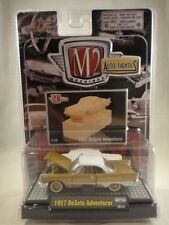 M2 Machines Auto-Thentics 1957 DeSoto Adventurer NEW 1:64 scale