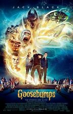 "Goosebumps movie poster - Jack Black -  11"" x 17"" inches"