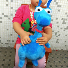 "Disney Doc McStuffins STUFFY Blue Dinosaur 14"" Plush doll gift"