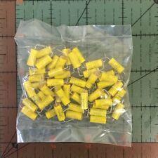 Axial Film Capacitor .01uF 200v 5X11 50pcs