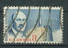 Briefmarken USA 1964 Dr. Robert H. Goddard Mi.Nr.866