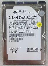 Hard Disk Drive HDD spares parts FAULTY HITACHI 160GB 5400RPM HTS541616J9SA00