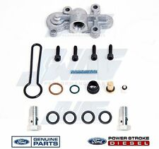 03-07 Ford 6.0 6.0L Powerstroke Diesel Blue Spring Kit UPGRADED Banjos & Washers