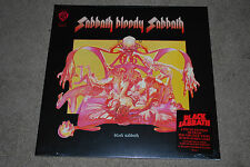 Black Sabbath SABBATH BLOODY SABBATH - 180 gram RED - ORANGE vinyl SEALED color
