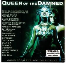 Queen Of The Damned - 2002 - Original Soundtrack CD