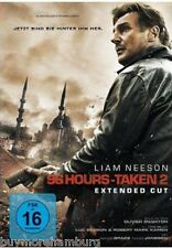 96 Hours - Taken 2 - DVD - OVP