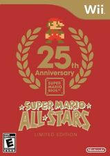 Super Mario All-Stars Limited Edition Wii Game