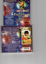 A MIRACLE HOLIDAY FOR KIDS -VAR (CD 1993) MOODY SINATRA SEASONS COLE SCHNEIDER