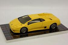 Heco Modèles kit monté 1/43 - Lamborghini Diablo Jaune
